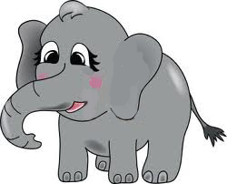Сказка о слоненке драчуне