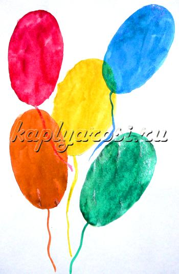 Поиграем с красками