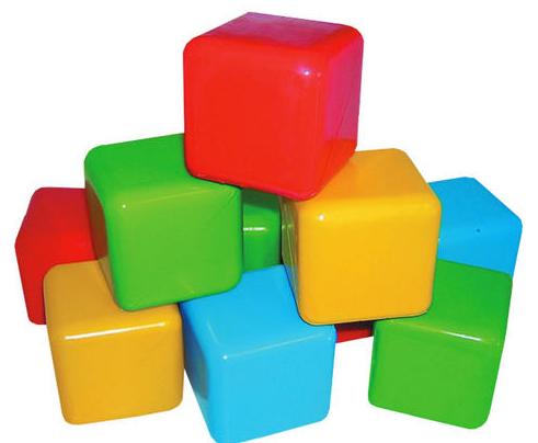 Звонкие кубики