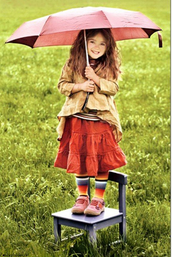Дождик и солнышко