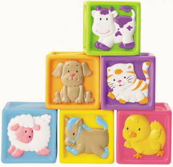 Хоровод из кубиков