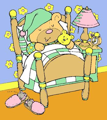 Спокойной ночи, Мишутка!