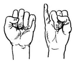 Упражнения для пальчиков 3
