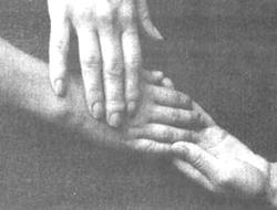Массаж кистей рук ребенка