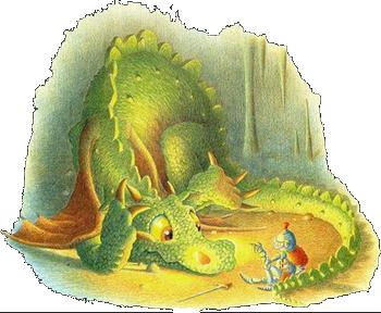Сказка про таинственную пещеру