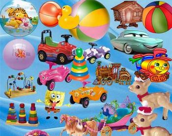 Психологическая игра «Магазин игрушек»
