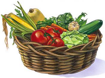 Ищем овощи
