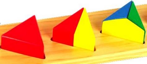 Анфиска и треугольник