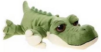 Сказка про ужасного крокодила Торри