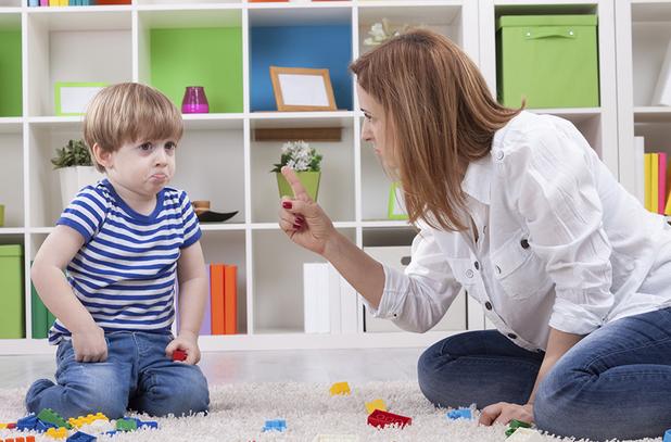Отрицание, как средство общения с детьми